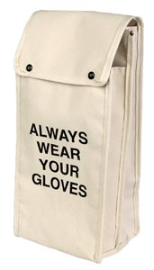 Combination Glove and Sleeve Bag